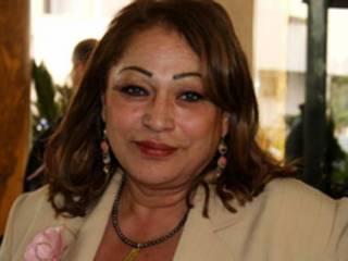 السفيرة امانى عمر